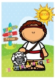 Psalm 23 Bible Journal and Activities for Kids