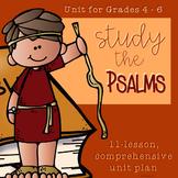Psalms Unit