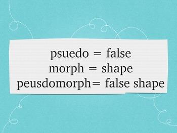 Pseudo Prefix Lesson