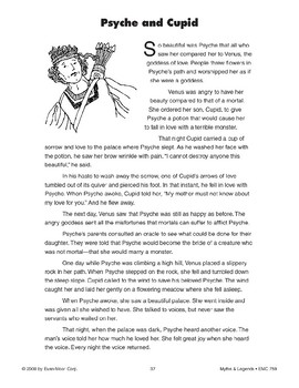 Greek And Roman Myths Worksheets & Teaching Resources | TpT