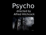 Psycho (1960) Study Guide