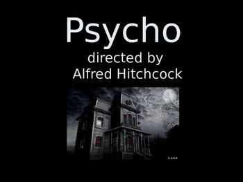Psycho (1960) Study Guide- Student Notes