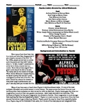 Psycho Film (1960) Study Guide Movie Packet
