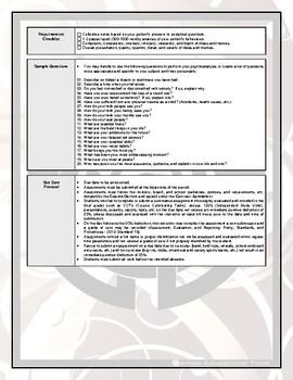 Assignment - Psychoanalysis