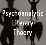 Psychoanalytic Literary Theory and Criticism Presentation