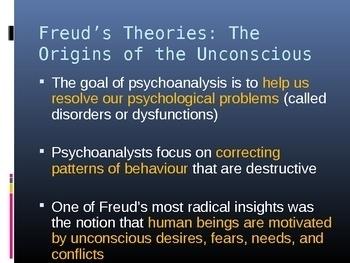 Psychoanalytic Literary Theory and Criticism Presentation