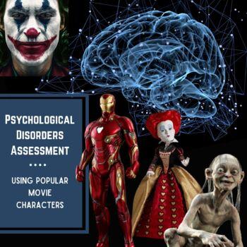 Psychological Disorder Case Study Assessment