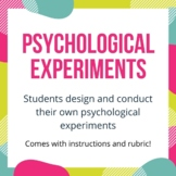 Psychological Experiment Project
