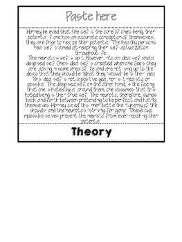 Psychologist Karen Horney Flipbook