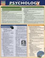 Psychology - QuickStudy Guide