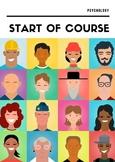 Psychology Binder Covers