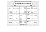 Psychology Bingo- Biological Basis of Behavior