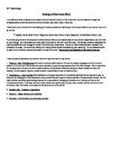 Psychology Brain Analogy Assignment