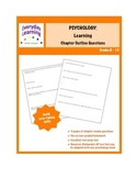 Psychology Chapter Review Questions Learning