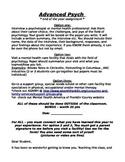 Psychology Community Involvement Project