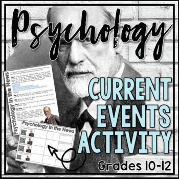 Psychology Current Events Project