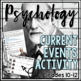 Psychology Current Events Project