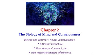 Psychology David G. Myers 4th Edition Chapter 2 Powerpoint