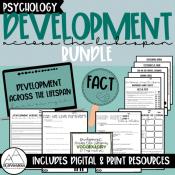 Psychology: Development Across the Lifespan Bundle