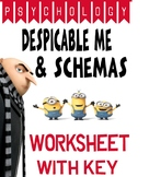 Psychology Development Despicable Me Schema Practice Works
