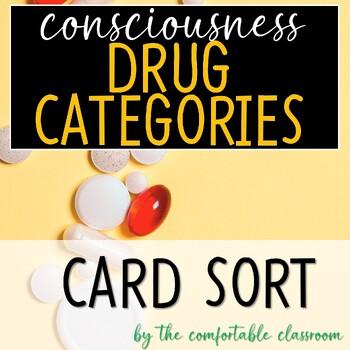 Psychology: Drug Category Card Sort