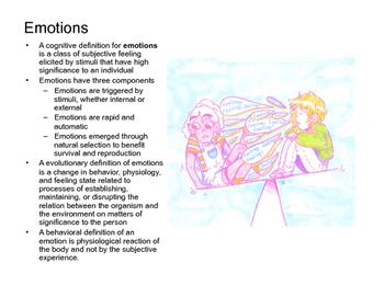 Psychology: Emotions (Presentation)