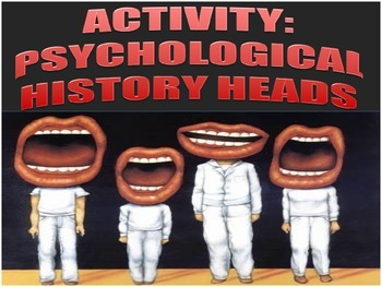 Psychology History Heads Review on Famous Psychologist