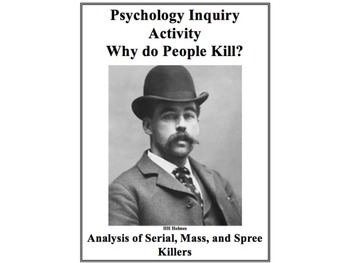 Abnormal Psychology Social Psychology Inquiry Activity: Wh