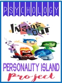 Psychology Inside Out Project Personality Island, Rubric,