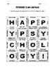 Psychology Introduction Puzzle