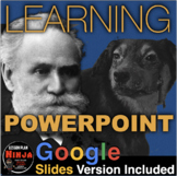 Psychology: Learning PowerPoint with Video Clips & Presenter Notes