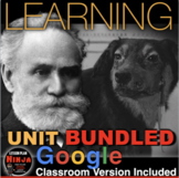 Psychology: Learning Unit: PPTs, Worksheets, Plans+Test Video Clips (AP Psych)