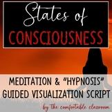Psychology: Meditation and Hypnosis Activity