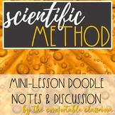 Psychology Research Design: Scientific Method Mini-lesson