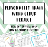 Psychology: Personality Traits Word Cloud Project