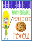 Psychology PsychCookie Class Review Activity