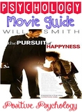 Psychology Pursuit of Happyness Movie Guide Questions Positive Psychology KEY