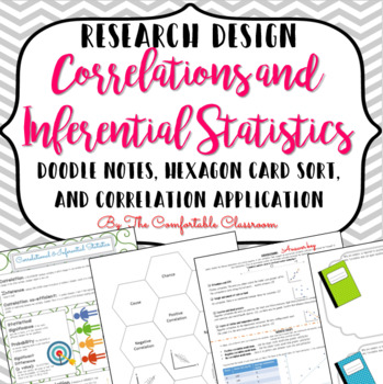 Psychology Research Design: Correlations and Inferential Statistics