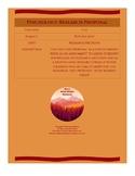 Psychology Research Proposal
