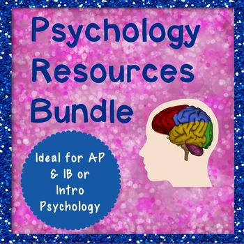 Psychology Resource Bundle