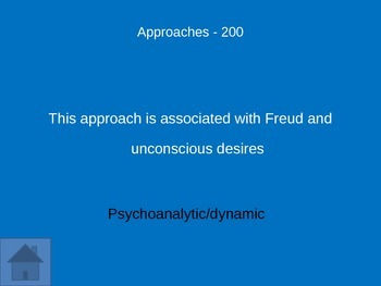 Psychology Review Game: Unit 1 Intro to Psych