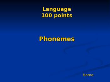 Psychology Review Game: Unit 6 Language, Thinking, and Intelligence