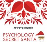 Psychology Secret Santa