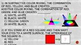 Psychology, Sensation & Perception, Color Vision Class War