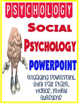 Psychology Social Psychology PowerPoint