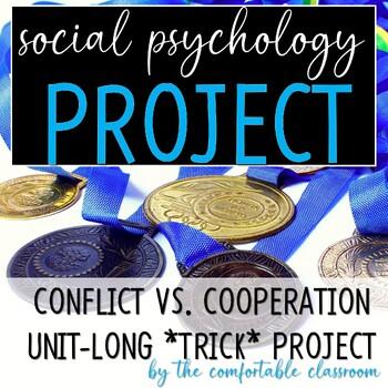 "Psychology: Social Psychology ""Trick"" Experiment Project"