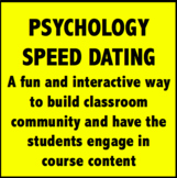 Psychology - Interactive and Collaborative Lesson