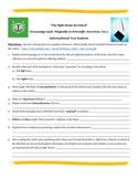 Psychology: Split Brain Theory ~ Informational Text Critic