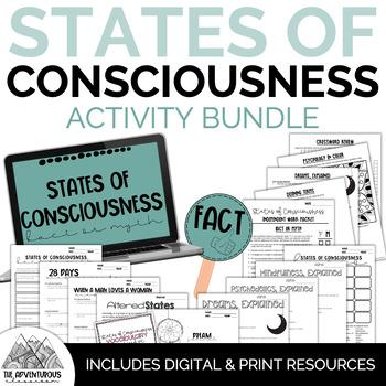 Psychology: States of Consciousness Bundle