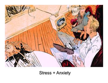 Psychology: Stress + Anxiety (Presentation)